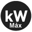 Power max (kW)